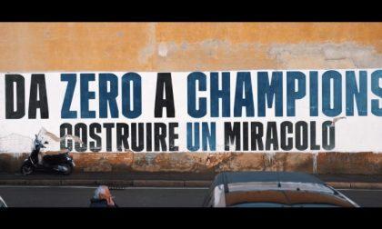 """""""Da Zero a Champions"""", lo splendido speciale Dazn dedicato all'Atalanta"""