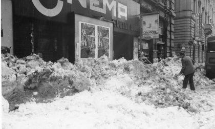 Trentacinque anni fa la nevicata del secolo: che ricordi per i bergamaschi