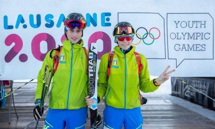 Da Castione all'argento olimpico: Luca Tomasoni secondo nello sprint di sci alpinismo