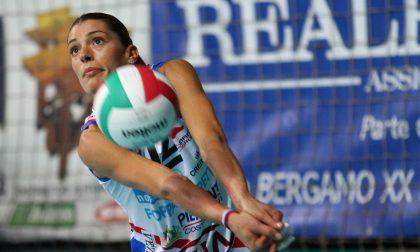 Francesca Piccinini cambia idea e a 41 anni torna in campo. L'obiettivo è Tokyo 2020