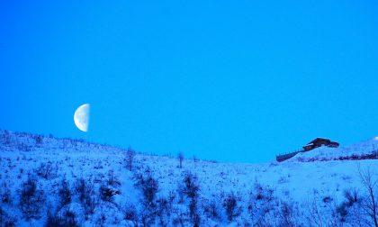 Tra una valle e l'altra, ecco il monte Sasna. Meraviglia invernale tutta da scoprire