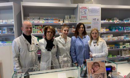 I 60 anni della farmacia Invernizzi di Curno, che ora è super tecnologica