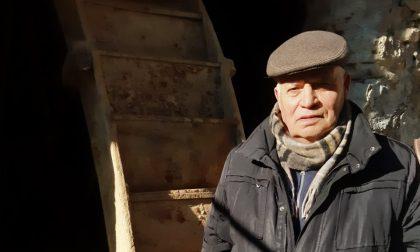 L'ultimo mulino di Alzano Lombardo, dove Mario Licini macina ricordi