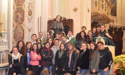 Con Andrea Formenti e gli animatori, ogni domenica è festa in oratorio a Treviolo