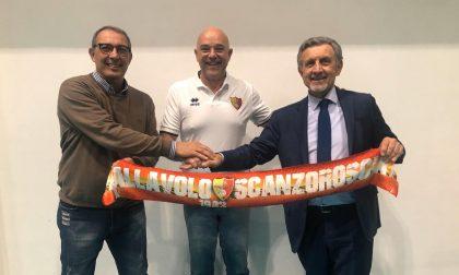 Il gran ritorno di coach Luca Monti a Scanzo: «Dovremo essere bravi a voltare pagina»