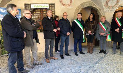 Inaugurato il nuovo ufficio del turismo in Valle di Scalve