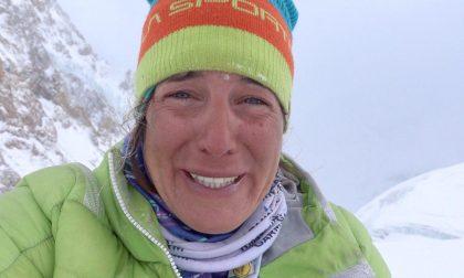 Tamara Lunger ricorda la terribile esperienza sui ghiacciai del Gasherbrum