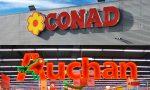 L'Auchan depone l'insegna e diventa ufficialmente Spazio Conad