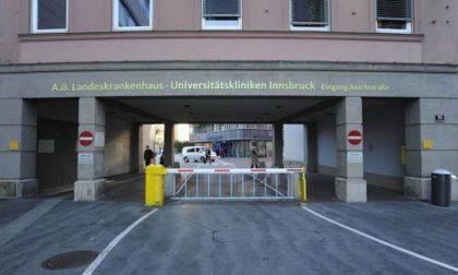 Non solo Sicilia: coppia di bergamaschi in isolamento anche a Innsbruck (stanno bene)