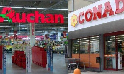 Nuovo Conad in via Carducci, ancora senza certezze occupazionali 16 lavoratori ex Auchan