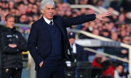 Gasp esulta per i tre punti con la Fiorentina e ha parole dolci anche per chi è partito