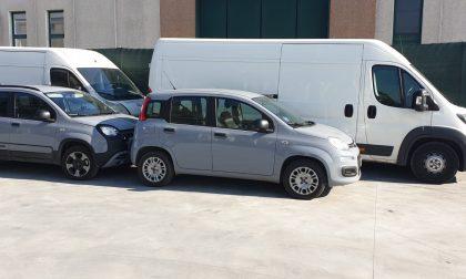 Deposito di auto rubate a due passi da scuola scoperto dai Carabinieri di Treviglio