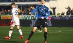 Toloi apre le danze, il Genoa la ribalta e Ilicic pareggia: 2-2. L'Atalanta aggancia ma non sorpassa la Roma