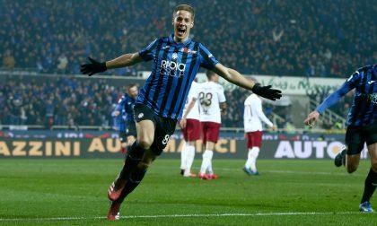 Gasperini e l'oro in panchina: già 12 gol dell'Atalanta sono arrivati dai subentranti