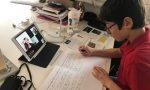 Scuole chiuse, ma all'International School di Bergamo le lezioni continuano online