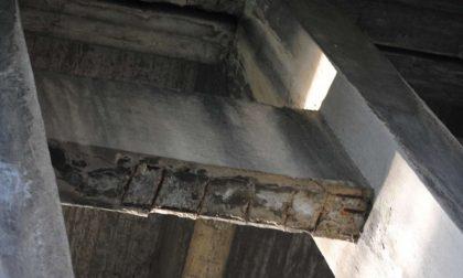 Paura per le condizioni precarie del viadotto a Ponte San Pietro, la Provincia chiarisce