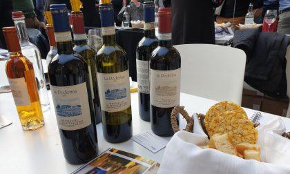 Brunello di Montalcino e gallette di Mais Spinato, un'accoppiata vincente che si rinnova