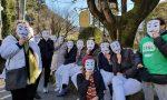"""Anche all'istituto clinico """"Quarenghi"""" si protesta per il mancato contratto"""
