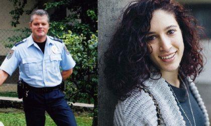 Cesare e Marika: in Val Seriana i Vigili del Fuoco ricordano il collega e sua figlia