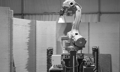 Le stampanti 3D potranno costruire le nostre case. Il prodotto inventato dall'Italcementi