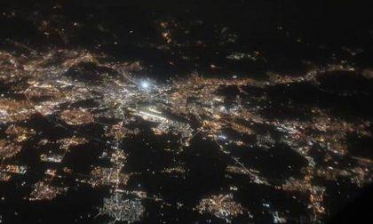 La meraviglia nerazzurra del Gewiss Stadium vista dall'aereo (in foto) e dalle Mura (in video)