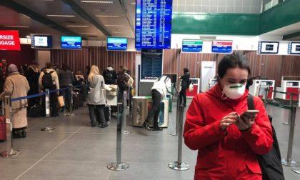 Coronavirus: anche all'aeroporto di Orio verrà provata la febbre ai passeggeri internazionali