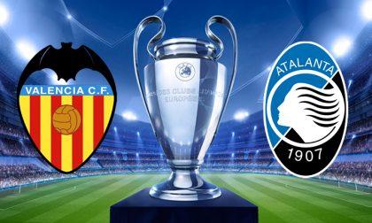 Il volo per Valencia e le porte chiuse per i giornalisti: l'Atalanta prova a pensare alla Champions
