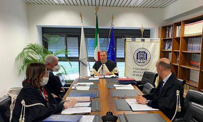 A Bergamo le prime tesi di laurea online