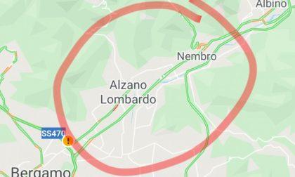 Zona rossa tra Alzano e Nembro, i sindaci temono gli «incalcolabili» danni economici