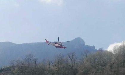 Un disperso in Val Brembana: fuggito dall'Ospedale di San Giovanni Bianco