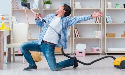 «Ghe dó a netà»: in quarantena non facciamo altro che pulire la casa