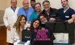"""Bergamo-Taranto in bici: i risultati dell'impresa per i bimbi dell'oncoematologia """"Nadia Toffa"""""""