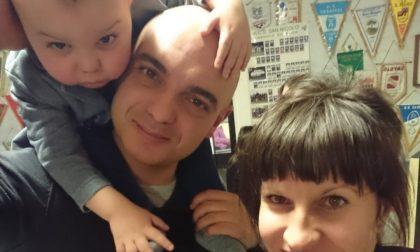 Luca e famiglia, amici della Casa di Leo a Codogno: «Non è l'apocalisse, la vita continua»