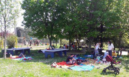 Troppa gente in giro, a Ponte San Pietro chiusi tutti i parchi. Scelta che fa discutere