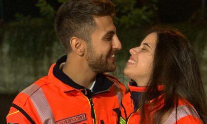 Andrea e Giorgia, fidanzati e soccorritori. «13 ore senza tregua in ambulanza. Cose mai viste»