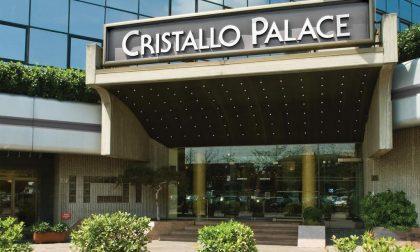 """Il """"Cristallo Palace"""" di Bergamo pronto ad accogliere nuovi contagiati"""