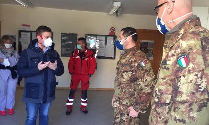 In Val di Scalve tutti i medici sono ammalati. Il servizio è garantito dall'Esercito
