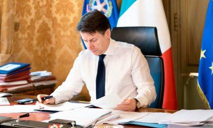 Firmato da Conte il decreto blocca Italia. Il testo completo del provvedimento