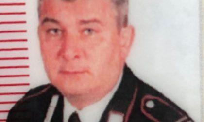 L'Arma dei carabinieri piange la scomparsa del maresciallo maggiore Fabrizio Gelmini