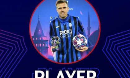 Ilicic show, per la Uefa è il miglior giocatore della settimana in Champions League