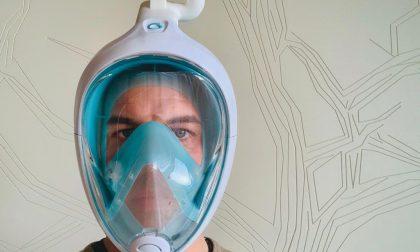 Mille maschere da snorkeling per aiutare i pazienti Covid a respirare