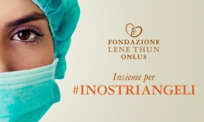 Dalla Fondazione Lene Thun centomila euro al Papa Giovanni per ventilatori e materiale sanitario