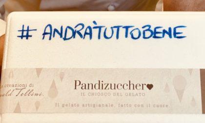 La gelateria Pandizucchero darà un euro al Papa Giovanni per ogni vaschetta a domicilio