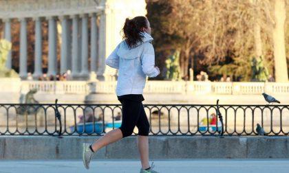 Affresco di Madrid dagli occhi di chi corre per strada