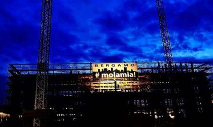 """Così è nato quel """"Bergamo #mòlamia"""" diventato motto di una terra in lotta col Coronavirus"""