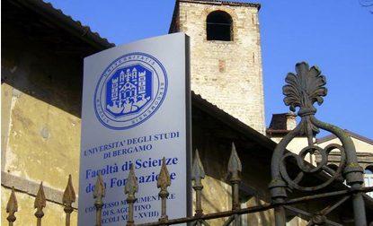 Università di Bergamo, già online le lezioni per tutti i corsi
