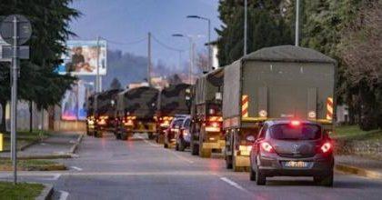 A marzo a Bergamo triste record di aumento dei decessi: 568 per cento in più