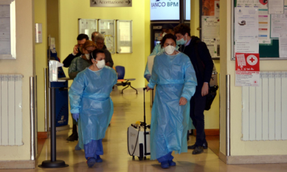 A Bergamo 11002 positivi, 56 nuovi contagi. Continuano a calare i pazienti in terapia intensiva