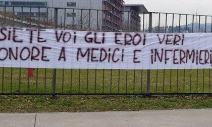 A Fiorenzo Moraschini e agli infermieri del Papa Giovanni due riconoscimenti internazionali