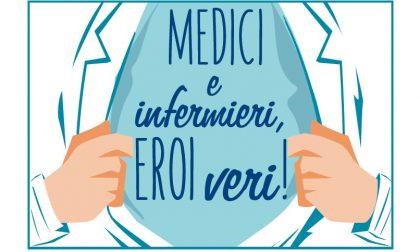 """Dite il vostro grazie a """"Medici e infermieri, eroi veri!"""": mandate un WhatsApp"""